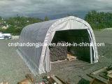 PVC Cover (TSU-1224)를 가진 간이 차고