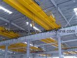 電気起重機が付いているLhのモデル二重ガードの天井クレーン