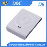 スマートなICのカード読取り装置、NFCのカード読取り装置