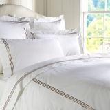 100%年の綿のEmbrioderyの寝具セット