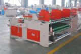 Type semi-automatique machine de presse de Gluer de dépliant