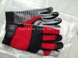 Перчатки работы новых конструированных 3 типов, перчатки безопасности