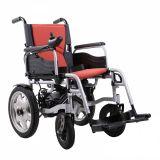 Fauteuil roulant électrique médical d'alimentation électrique de scooter de moteur sans frottoir (Bz-6401)