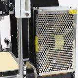 Impressora quente do DLP 3D da venda com tamanho da impressão 3D e material diferentes do filamento