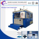 China-halb Selbststarke Blatt Thermoforming Plastikmaschine