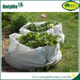 Sac de jardin de collecteur de lame de maison de PE d'Onlylife avec des traitements