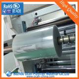 крен PVC 0.45mm прозрачный лоснистый твердый для печатание