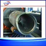 Tubo del cuadrado del equipo del edificio de Briges/precio redondo de la cortadora de llama del plasma del CNC del tubo