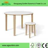 Multi-Gaveta chique gasto da mobília do vintage de madeira contínuo do abeto