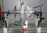 Máquina horizontal del balance del rodamiento duro para el rotor de la jaula de ardilla