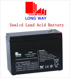 12V9ah Video Records Rechargeable Lead Acid Battery