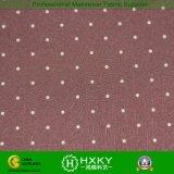 Tessuto stampato del PUNTINO di Polka poli per il rivestimento degli uomini