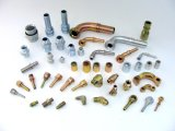 Verzinkte hydraulische Schlauch-Zwinge (00100)