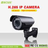 Appareil-photo extérieur de remboursement in fine d'appareil-photo d'IP de télévision en circuit fermé pour Zoom&Focus