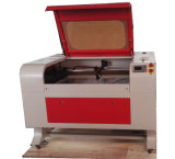 Máquina do corte do laser do CO2 para o granito de pedra acrílico da tela de madeira