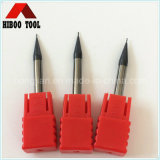 2flutes를 가진 높은 Presicion HRC55 Good Quality Micro End Mill