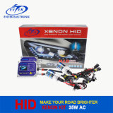 2016 Venda Por Atacado H7 / H4 H / L 35W 12V Balastro Normal Kit HID com 18 Meses Garantia Xenon H4 High Low 8000k