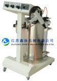 Machine d'enduit électrostatique de poudre de profil en aluminium