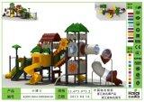 Campo de jogos temático das crianças da floresta bonito de Kaiqi