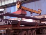 Steelmaking Industry Magnet Equipped Overhead Cranes для Still Billets Lifting