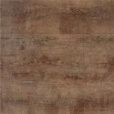 Plancher en bois de PVC de regard de verrou insonorisé de claquement
