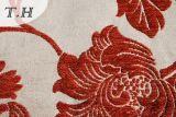 Tela colorida del paño y de los muebles del sofá del telar jacquar grande hermoso