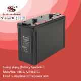 Batería de plomo sellada sistema eléctrico solar 2V 1200ah del AGM