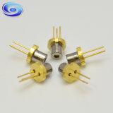 Alto diodo láser del verde 520nm 10MW To56 de la confiabilidad de Osram (PLT5510)