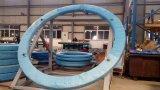 Cuscinetto differente dell'anello di vuotamento della sfera di doppia fila per il robot per saldatura