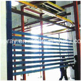 Powder automático Coating Machine para Shelf
