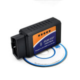 Module de balayage de diagnostic de voiture d'automobile de l'interface OBD2 OBD II d'Elm327 Bluetooth V2.1