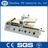 Máquina que lamina endurecida de la película de cristal de la alta precisión