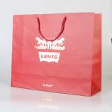 Nuevo bolso del regalo del papel compensado del diseño para las compras