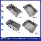 De Container van de Folie van het aluminium, de Pan van de Aluminiumfolie, het Dienblad van de Folie van het Aluminium