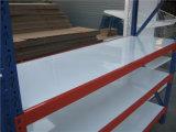 300kg 수용량 가벼운 의무 창고 저장 선반 4개의 층