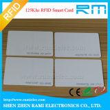 cartão branco do espaço em branco do smart card de 13.56MHz RFID para o controle de acesso