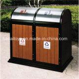 Alta qualidade Cheap Outdoor Dustbin para a cidade Street (A-06408)