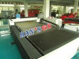 Metallplattenlaser-Ausschnitt-Maschine des scherblock-1000W für Reklameanzeige
