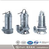 Non-Blocking/비 방해물 하수 오물 잠수할 수 있는 수도 펌프