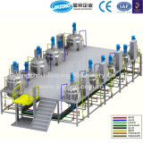 Jinzong Machinery Stainless Steel Mixing Tank per Cosmetic, Food e Pharmaceutical Industries