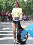 1つの車輪のUnicycleのスクーターが付いている高速電気オートバイ