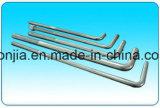 Lは糸端が付いているアンカー・ボルト/電流を通された造られた鋼鉄目のアンカー・ボルトをタイプする