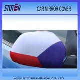 Флаг крышки зеркала автомобиля печатание высокого качества изготовленный на заказ