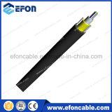 Envergure Caja Empalme Fibra Optica 12, câble aérien d'ADSS 80m de bride de transporteur
