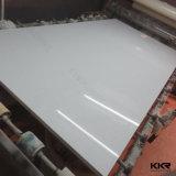 Preço branco Sparkling artificial de quartzo do preço de grosso