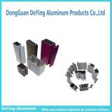 het professionele CNC Metaal dat van de Fabriek de Uitstekende Uitdrijving van het Aluminium van de Oppervlaktebehandeling Industriële verwerkt