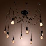 Lampes modernes légères pendantes en bois étonnantes
