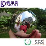 Декоративный почищенный щеткой шарик нержавеющей стали сферы 304