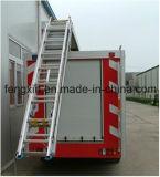 Obturateur en aluminium de rouleau de camions de pompiers