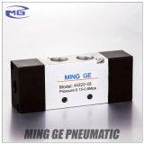 Elettrovalvola a solenoide dell'OEM/valvola di Mrico/valvola di angolo/valvola di regolazione (serie di 4V 3V 4M 4A 2W SY)